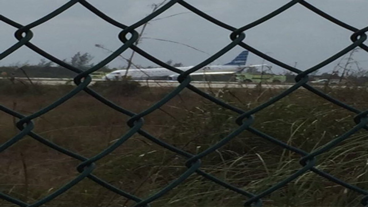 Jetblue Plane Makes Hard Landing In Nassau