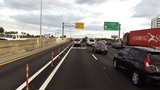 Drivers claim sudden merger on I-95 in Broward causes gridlock