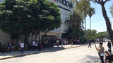 Gas smell forces evacuation of Dadeland Mall