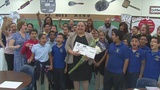 Riverside Elementary teacher honored for making a difference