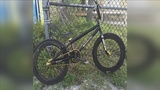 BMX bike stolen from Miramar home weeks before competition