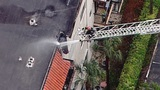 Hialeah apartment building evacuated because of fire