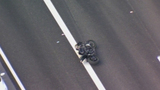 Motorcyclist run over by tractor-trailer on I-95 in Hollywood