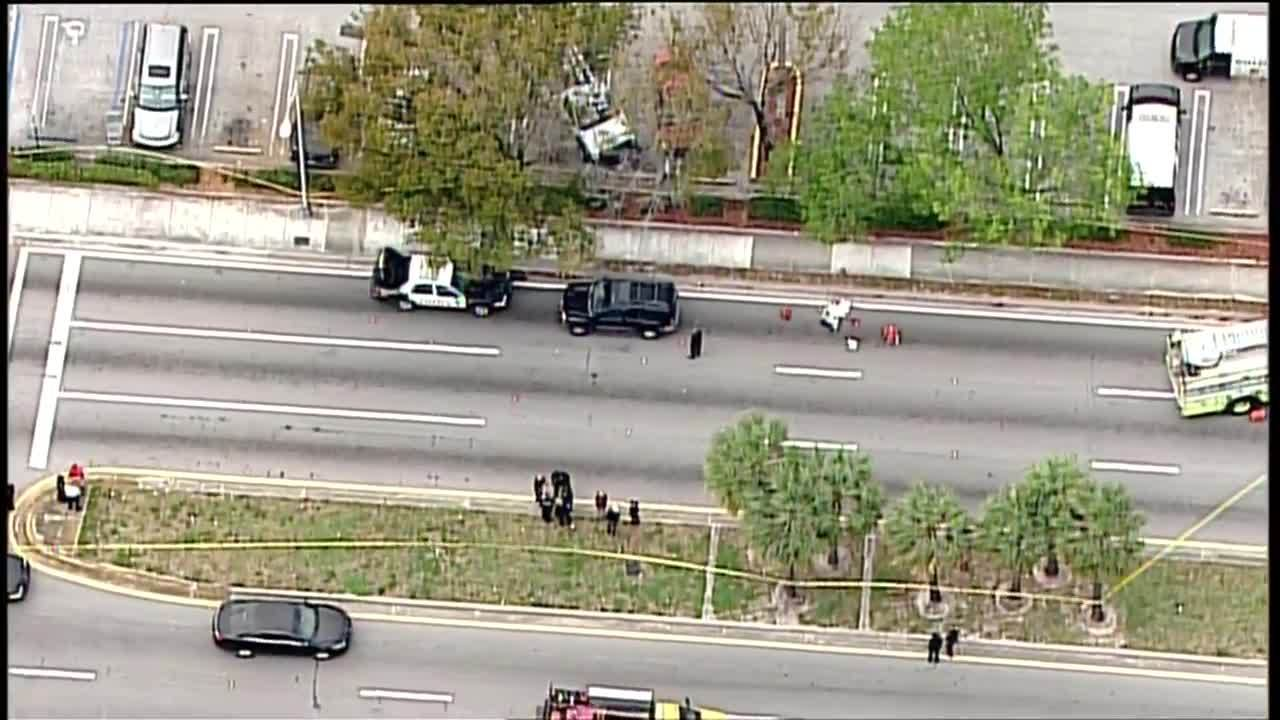 Driver Shot Multiple Times During Road Rage Incident In Miami