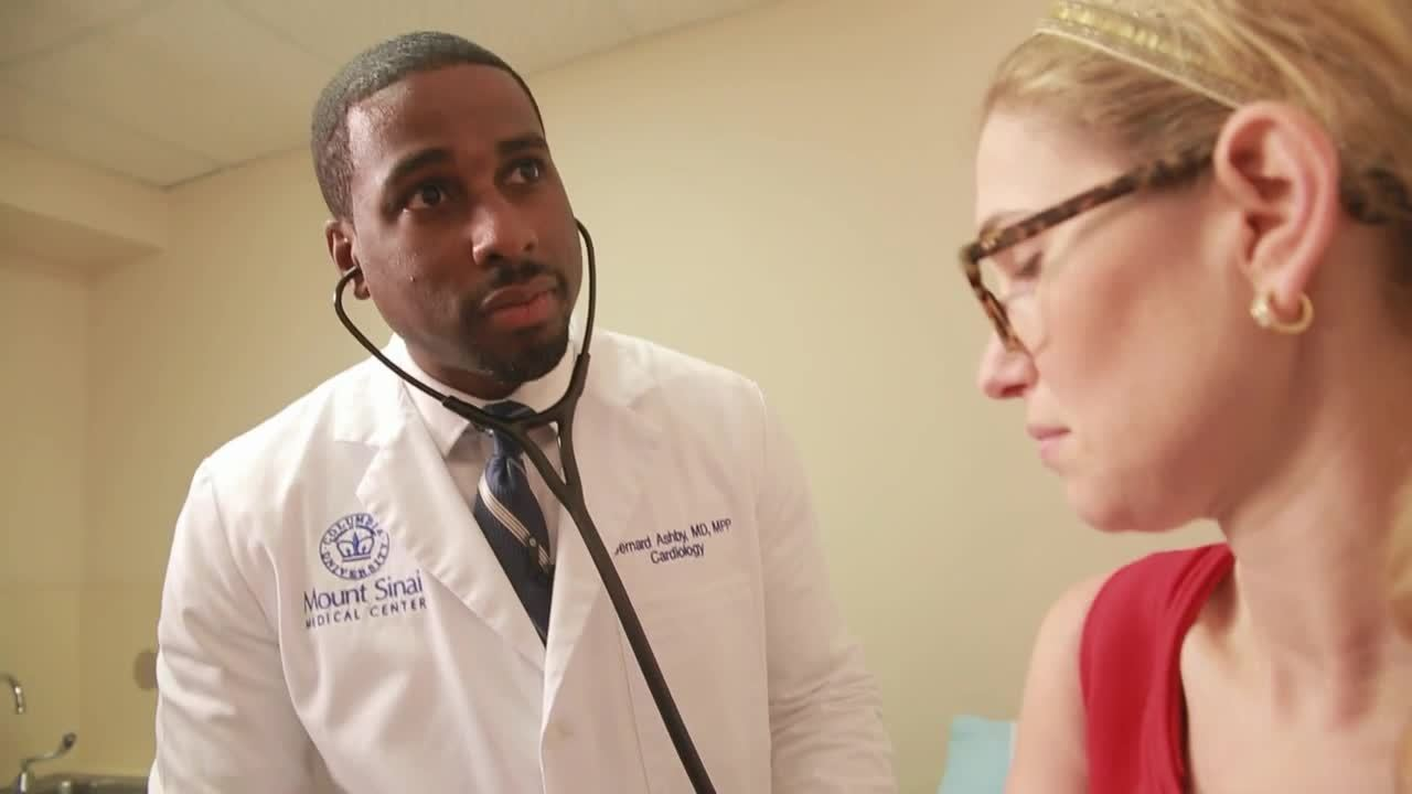 South Florida doctor hopes life story inspires inner city youth