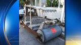 Key West locates owner of illegally parked Flintstones car