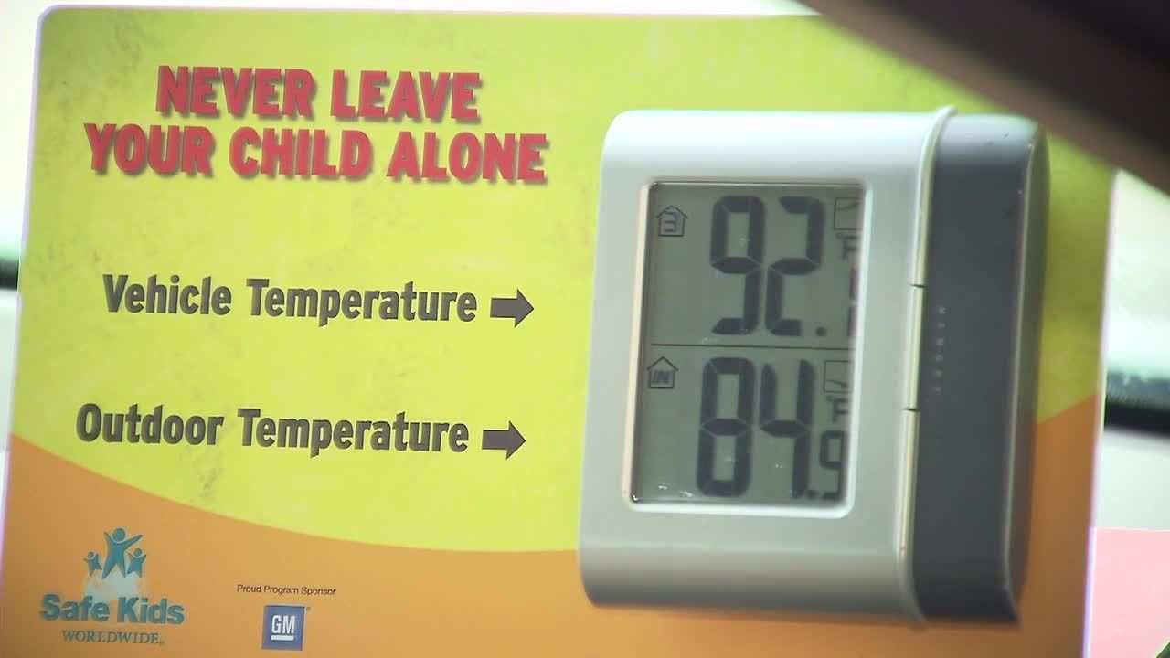 South Florida doctor says children have greatest risk of dying of heat stroke