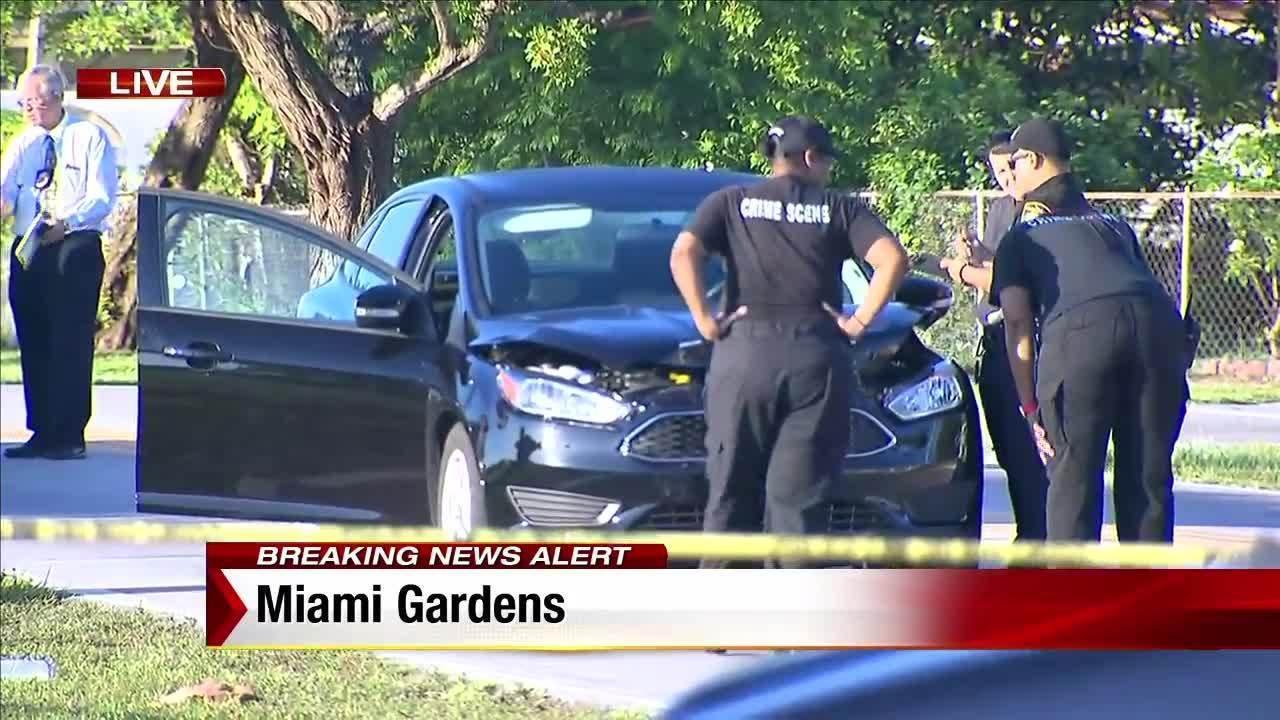Miami Gardens Police Involved Shooting Under Investigation