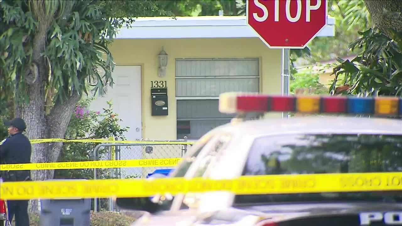 Hollywood Man Accused Of Stabbing Wife To Death For Being
