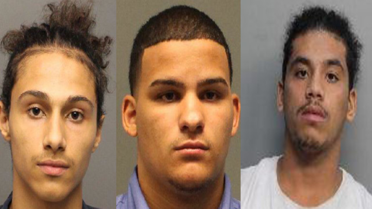 3 Arrested In Connection With Burglary At Hialeah Walgreens
