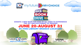 Donate to Local 10's My Future, My Choice Big Book Drive