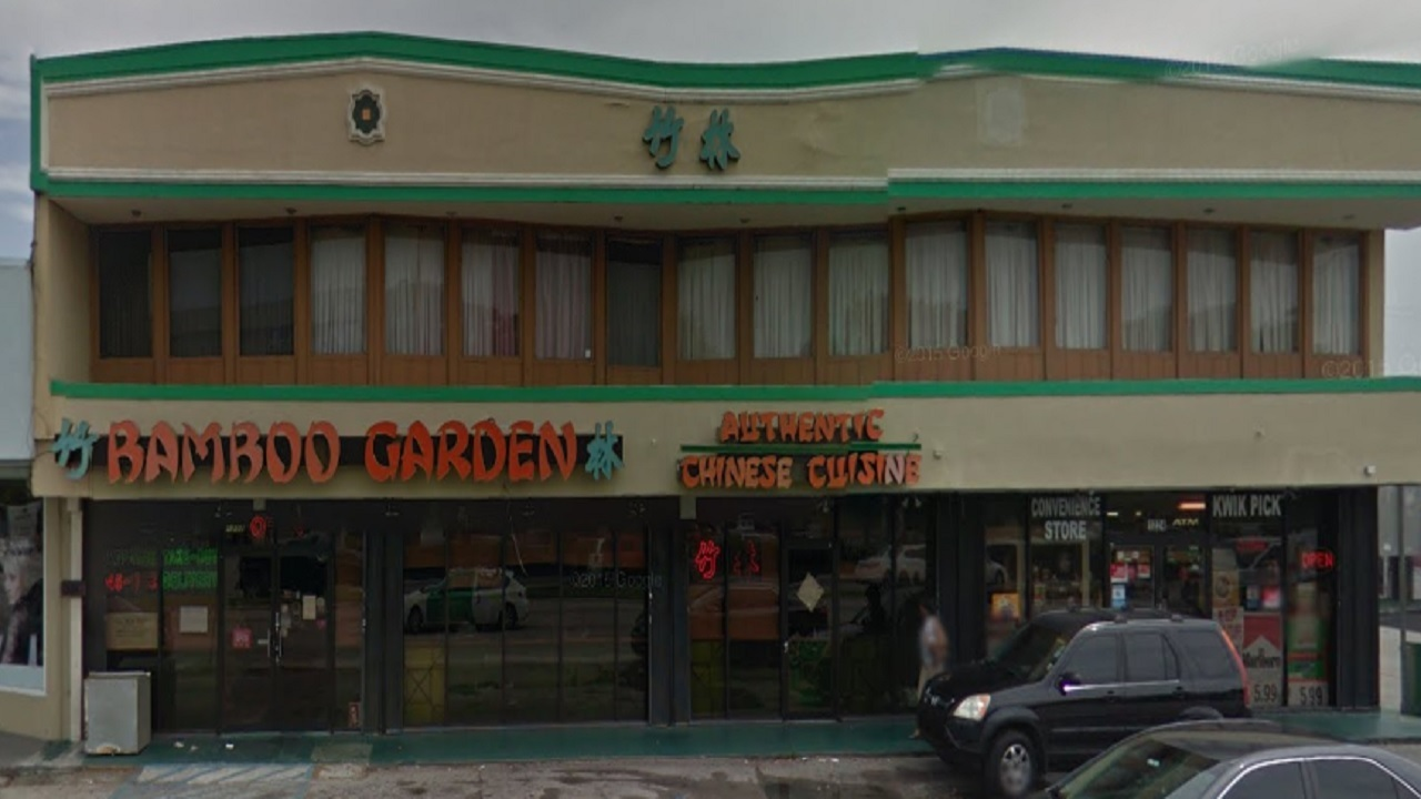 Bamboo Garden Makes Dirty Dining List For Third Time