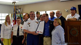 Palmetto Bay becomes first Purple Heart city in South Florida