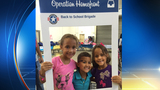 Back-to-School Brigade provides supplies to military children