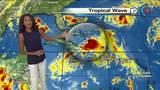 Weekend forecast: Stormy Saturday