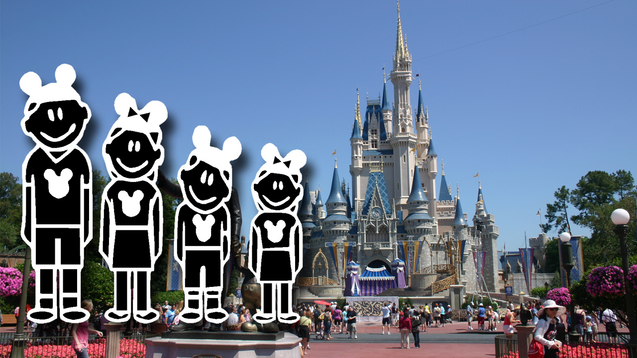 Disney World Looking For Family To Star In Commercial