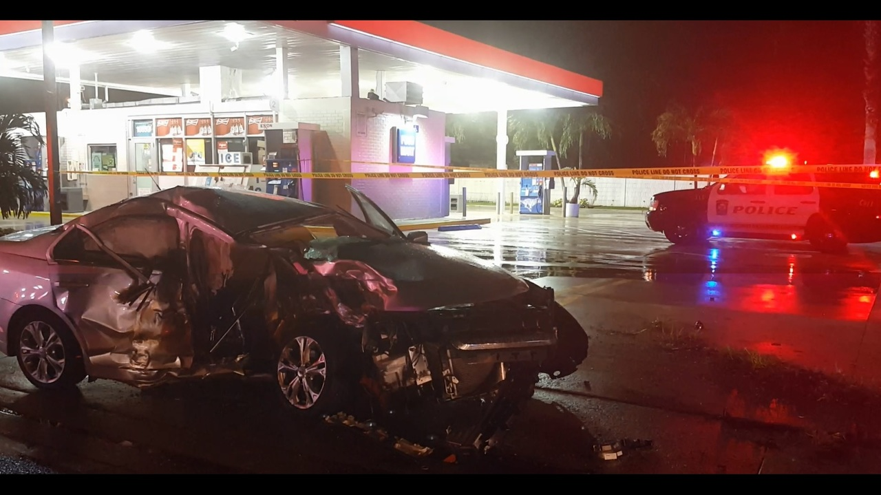 Fatal Car Accident Miami May