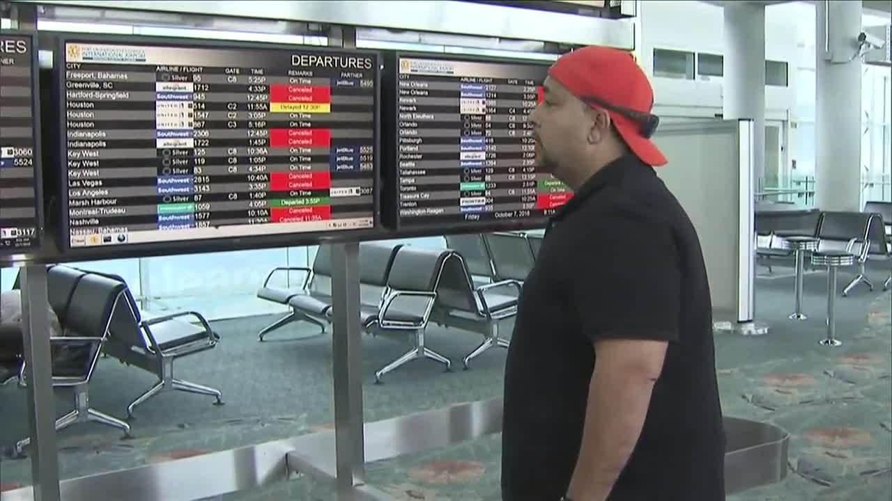 flights resume at fort lauderdale international