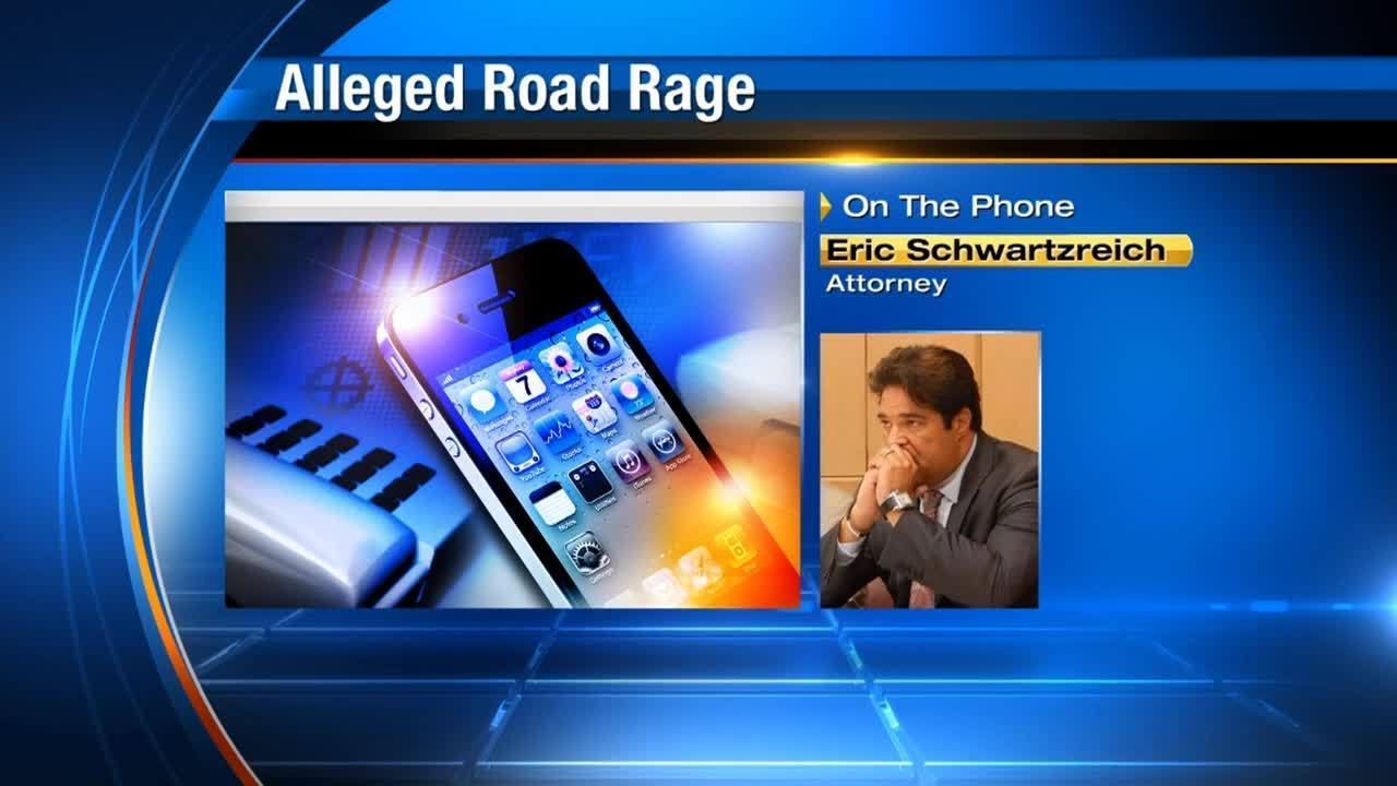 Firefighter Claims Video Explains Fatal Road Rage Clash