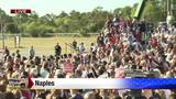 Republicans flood to Naples for Donald Trump rally