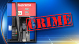Skimmers located at South Florida gas station