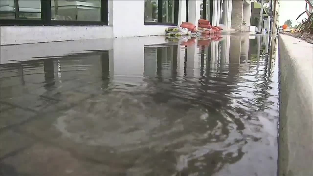 Final king tide of year expected in Fort Lauderdale