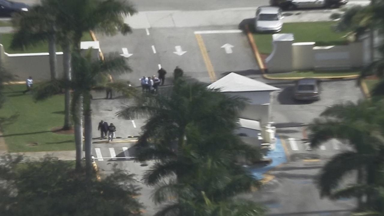 Man Shot In Leg At Florida Memorial University Miami Dade