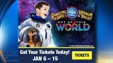 Win tickets to the Ringling Bros. and Barnum & Bailey circus