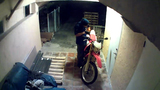 Man lights cigarette, then steals motorcycle from Florida Keys home