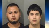 2 South Florida men accused of beating up, stealing boy's Air Jordan shoes