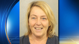Hollywood woman arrested in elementary school road rage