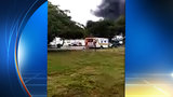 Firefighters extinguish mobile home fire in Davie