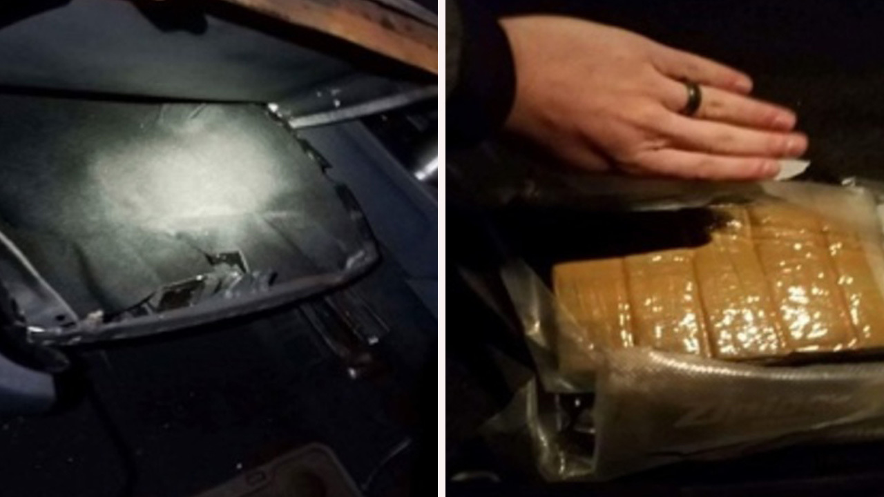 Man Finds 2 Pounds Of Heroin In Car Seized By Police