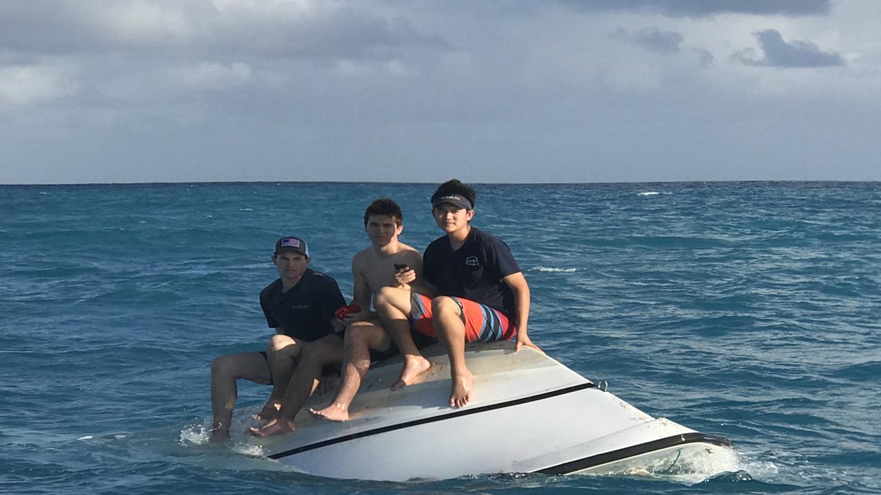 Boat Teen 75