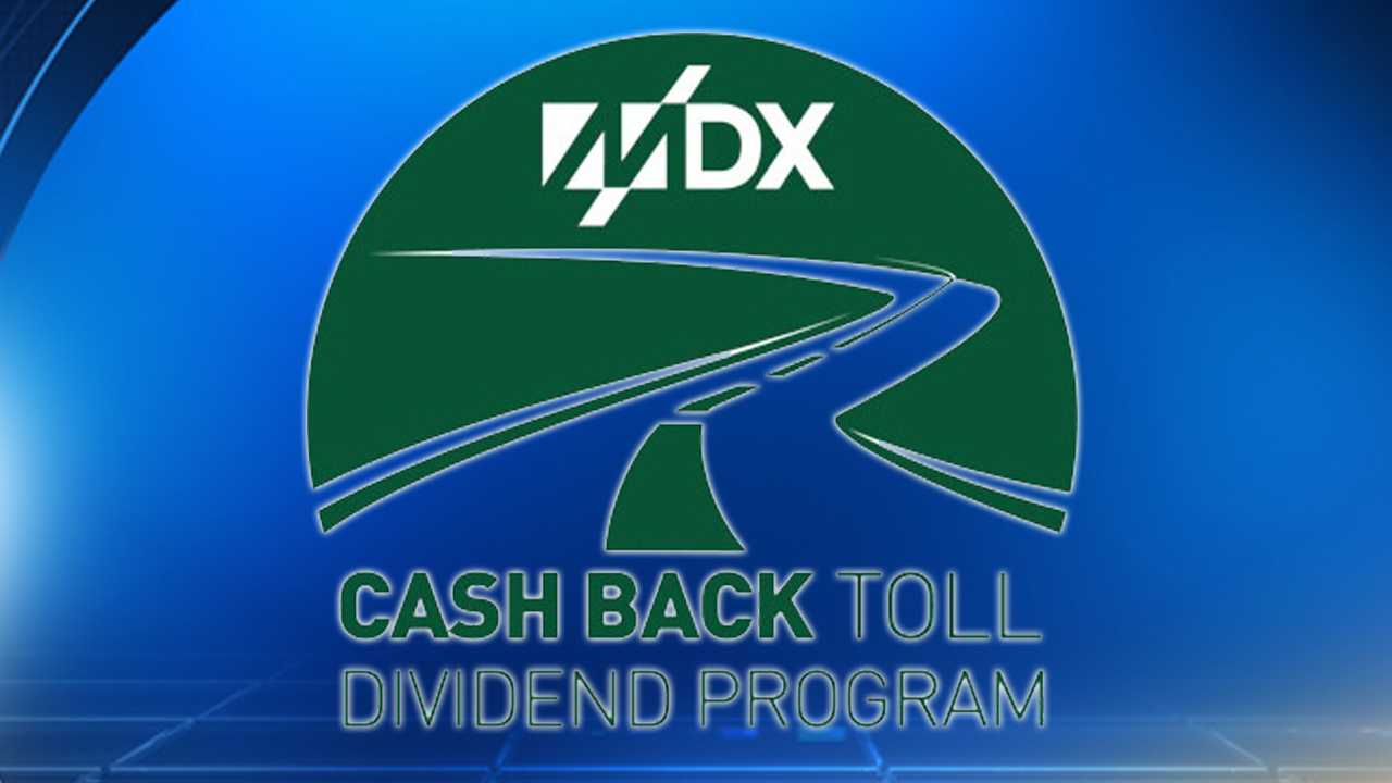 Mdx Cash Back >> Mdx To Refund Toll Money To S Fla Drivers