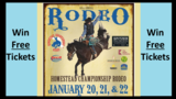 Win tickets to the 68th Annual Homestead Championship Rodeo