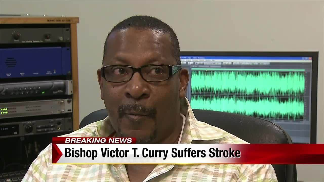 is bishop victor t curry gay