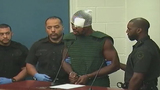 Man accused of killing Orlando police officer defiant in court