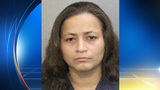 Coral Springs woman accused of biting daughter, striking her with knife