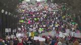 Women's marches worldwide aim to send President Trump message