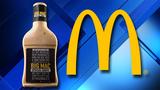 McDonald's to give away 10,000 bottles of Big Mac Sauce