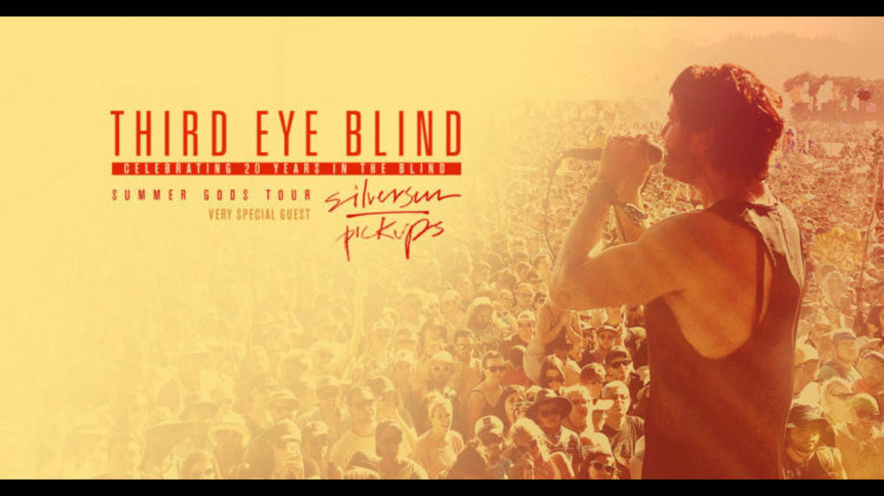 Third Eye Blind Summer Gods Tour