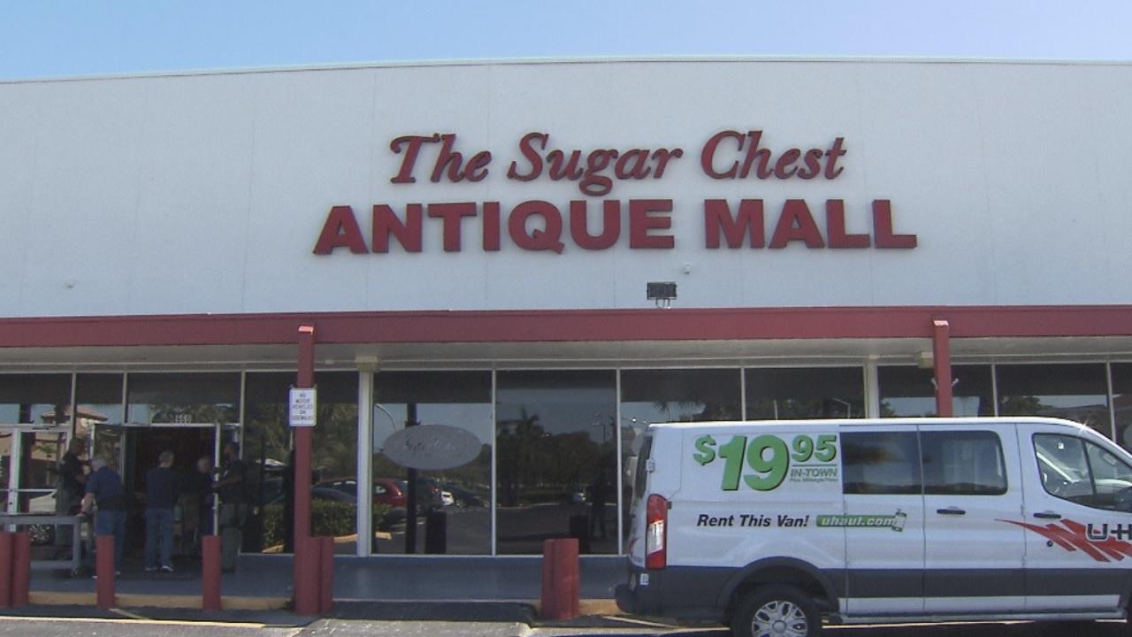 Vendors Outraged Over Sugar Chest Antique Mall Closure on Trump International Miami Beach