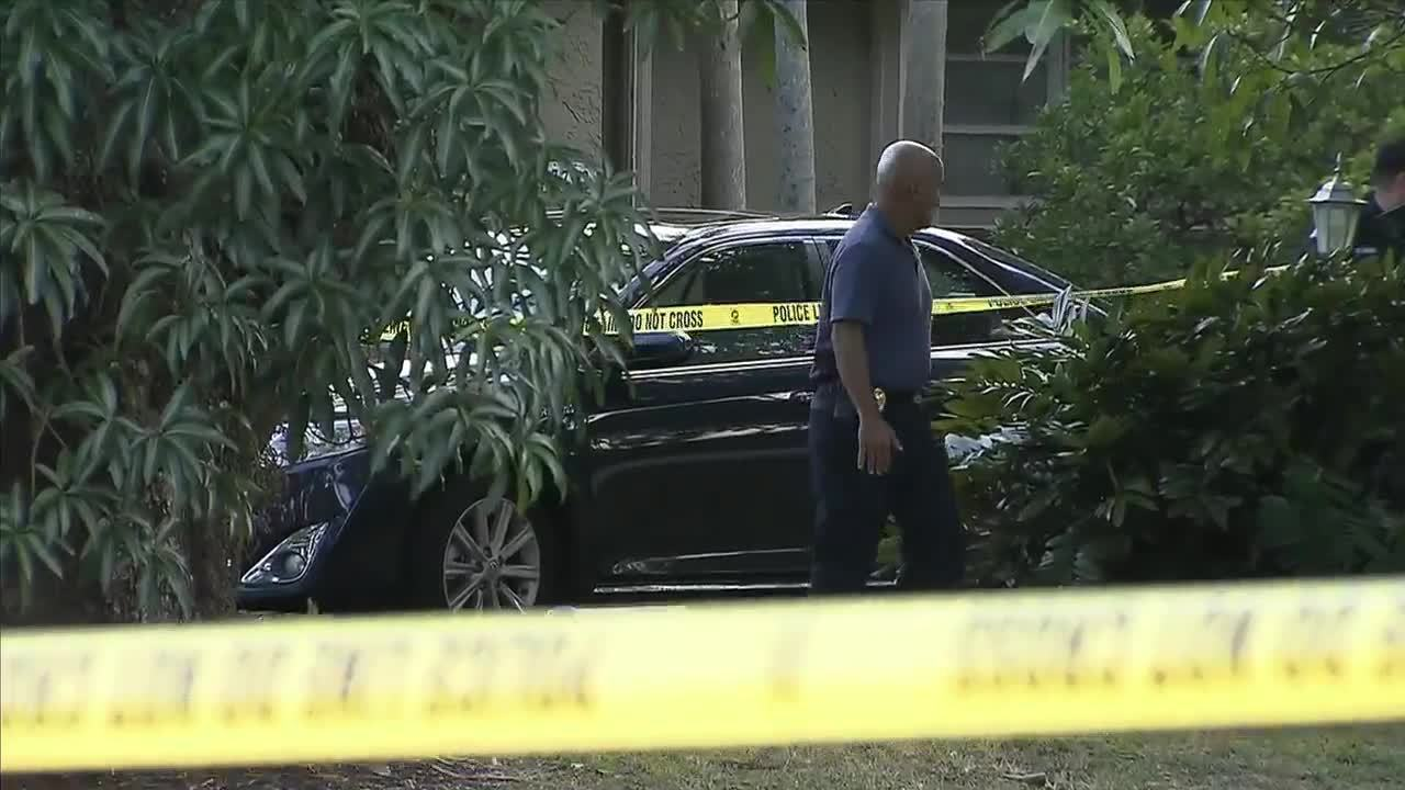 1 Year Old Dies After Left Inside Car Outside Pinecrest Home