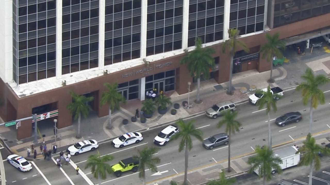 Bomb threat reported at Israeli consulate in Miami