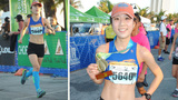 Food blogger cheated to finish 2nd in Florida Half Marathon