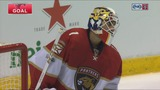 Panthers and goalie Roberto Luongo burned by Calgary Flames