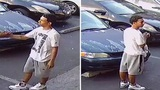 Surveillance images show man involved in North Lauderdale Kwik Stop shooting