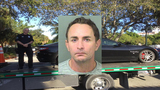 Florida man accused of stealing Maserati during test drive