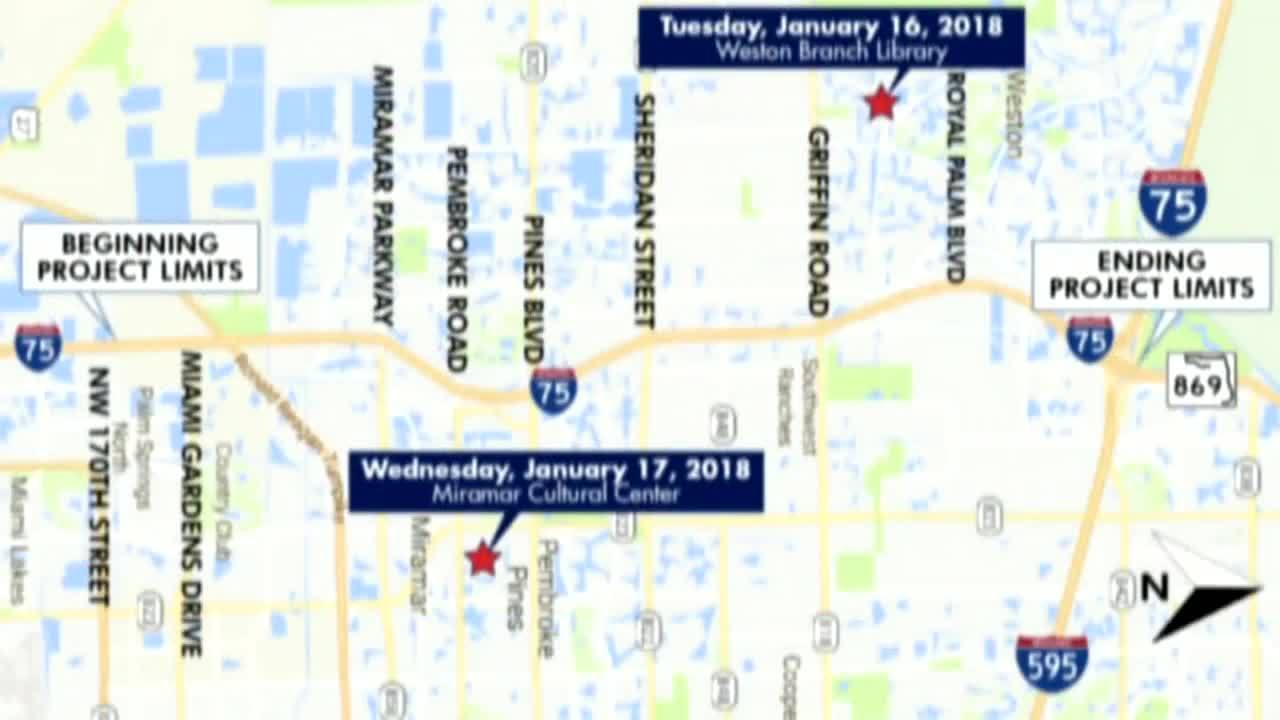 I-75 express lanes to alleviate congestion, provide more reliable travel times for drivers